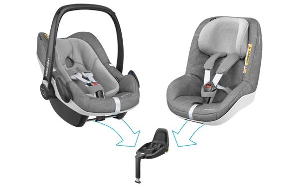seggiolini auto bebe confort 2 way family presentazione