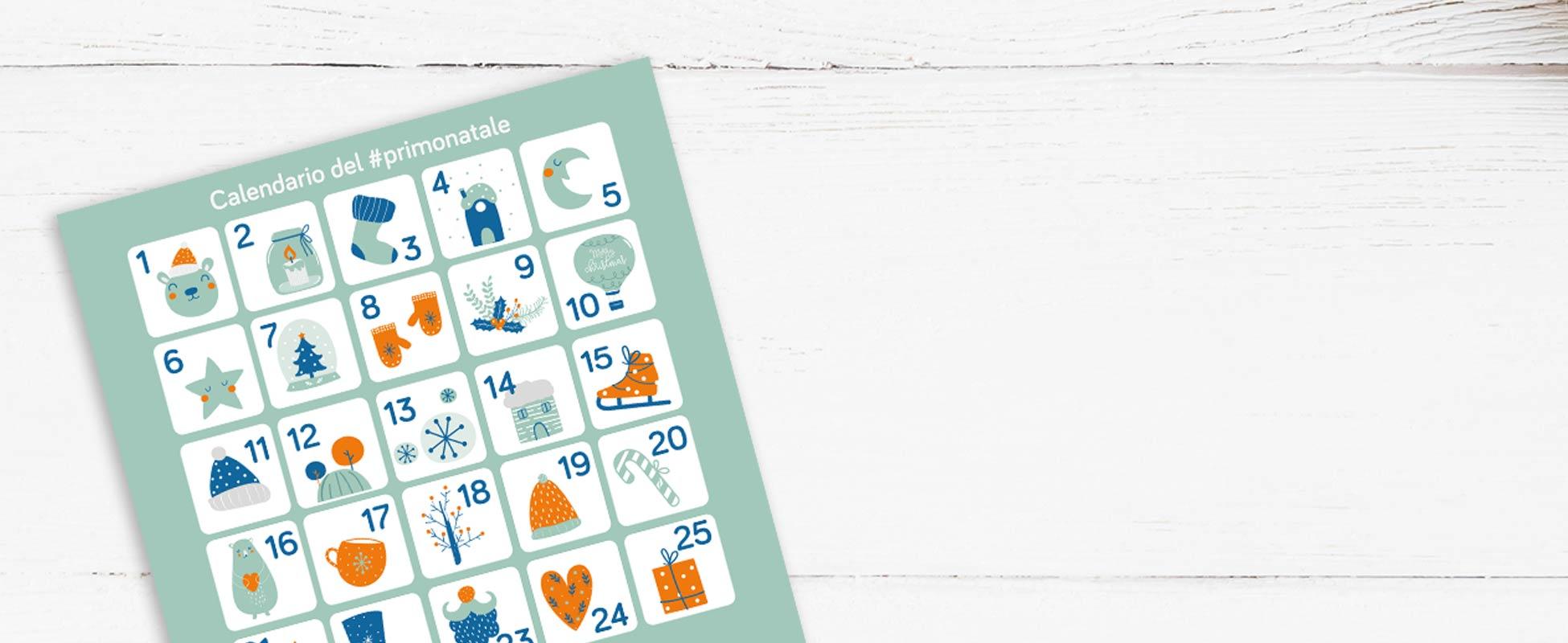 Calendario Avvento 2017