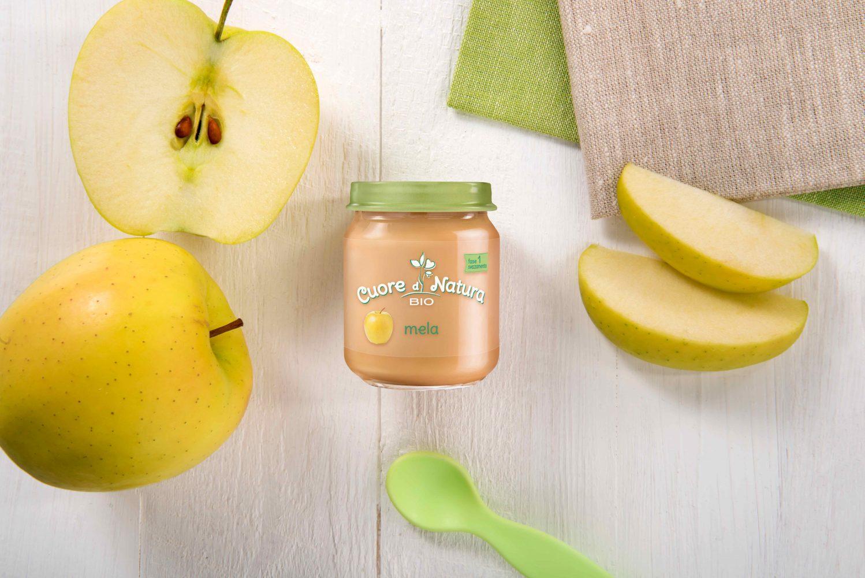 cuore di natura mela