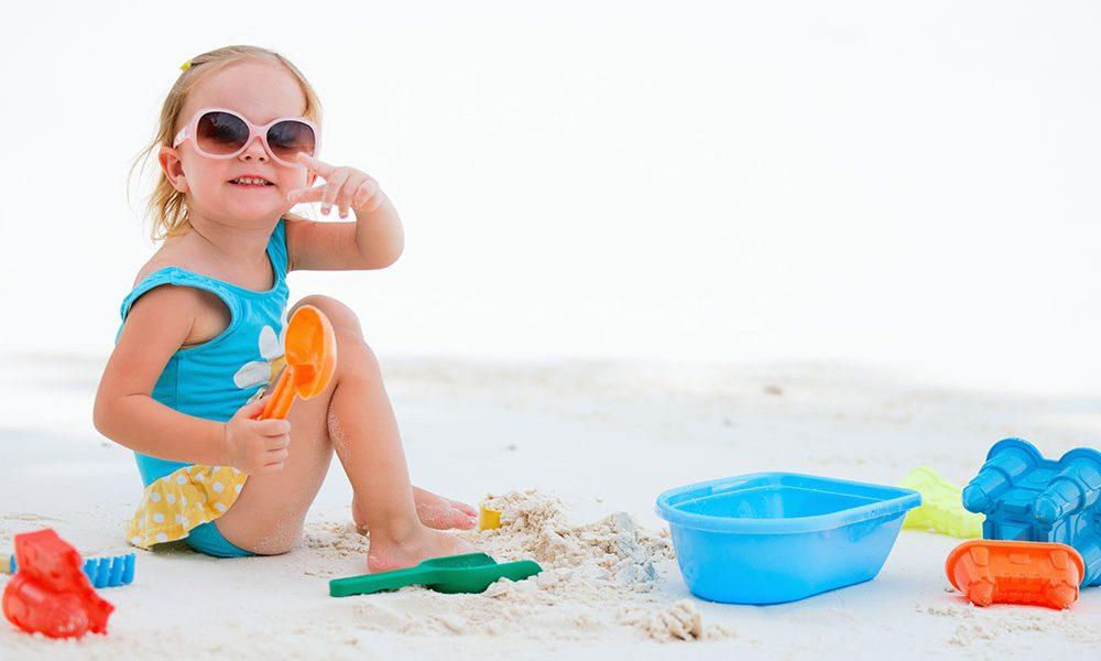 5 giochi in spiaggia