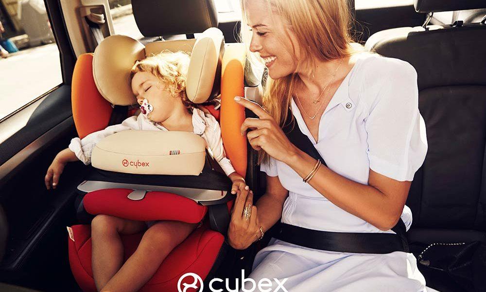 seggiolini auto Cybex consigliati Primi Anni