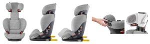 seggiolini auto bebe confort rodifix caratteristiche