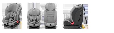 seggiolini auto bebe confort titan caratteristiche