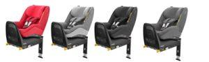 seggiolini auto bebe confort 2 way family colori