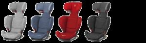 seggiolini auto bebe confort Rodifix colori 2019