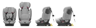 seggiolini auto bebe confort titan pro caratteristiche